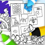 Coloring Mees Kees