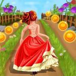 Princess Subway Run - Wild Rush VS Robber